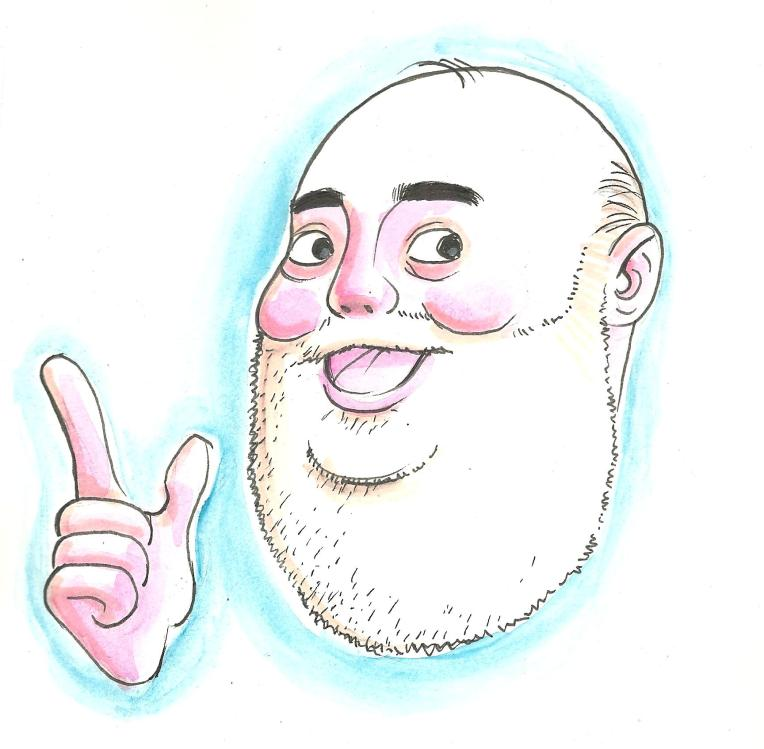 Neck Beard