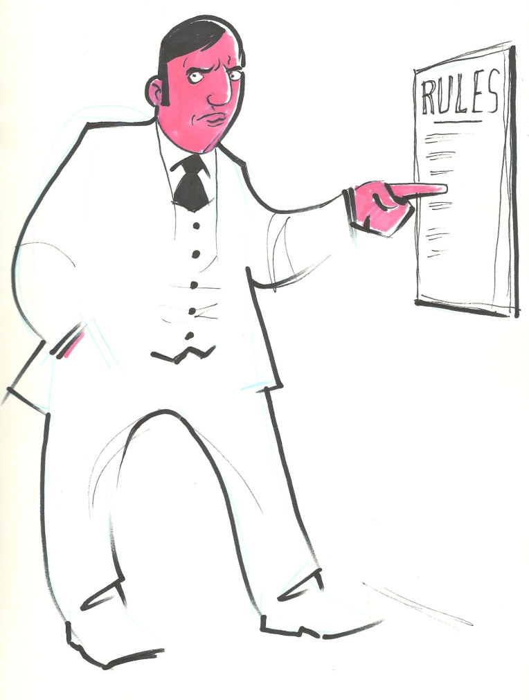 The Rules Man